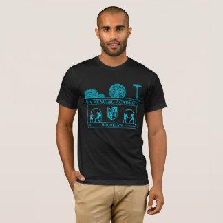 Camiseta NY que cerca o T dos homens de Coney Island