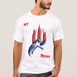 Camiseta NYrican, NY, Rican