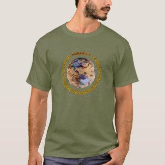 Camiseta O 1:1 no começo, deus da génese criou…