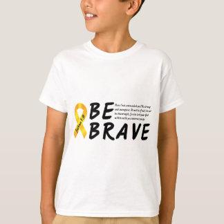 Camiseta O 1:9 de Joshua seja bravo