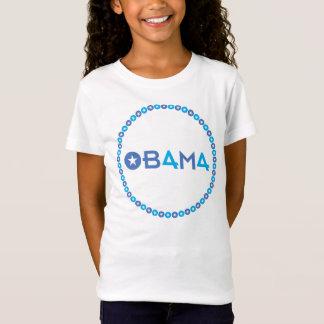 Camiseta O 44o presidente, Barack Obama, 50 estrelas azuis