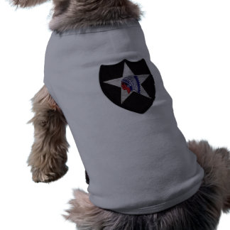 Camiseta ò A identificação Div Coreia da infantaria