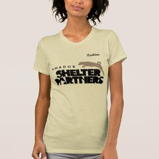 Camiseta O ABRIGO Partners o nome do costume do roupa do