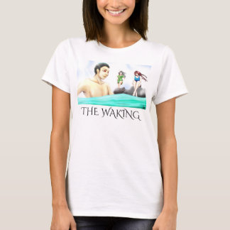 Camiseta O acordo: Ethan e o T das mulheres do mar