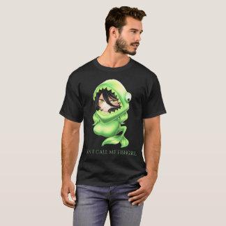 Camiseta O acordo: O T dos homens de Lycarillyn Fishgirl