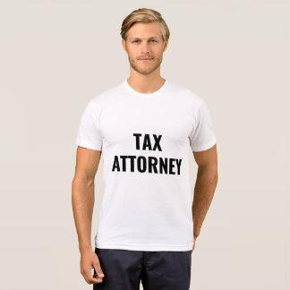 Camiseta O advogado do imposto