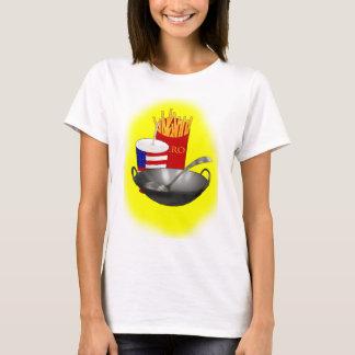 Camiseta O Aiyah do herói