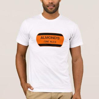 Camiseta O Ales fino da AMÊNDOA