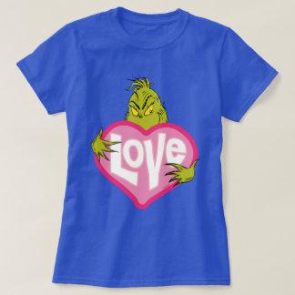 Camiseta O amor de Grinch |
