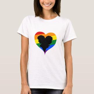 Camiseta O amor é eterno