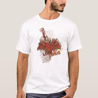 Camiseta O amor é uma droga