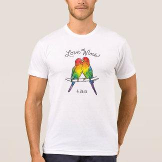 Camiseta O amor ganha 6/26/15