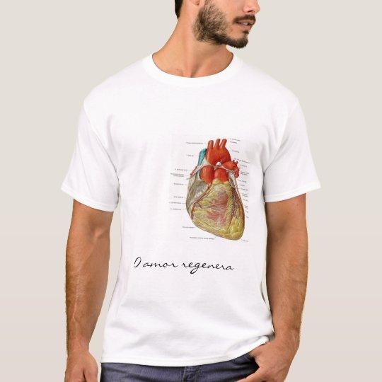 Camiseta O amor regenera