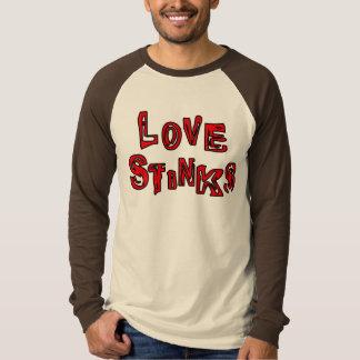 Camiseta O amor tresanda ao t-shirt