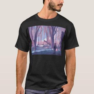 Camiseta O andarilho de vagueamento