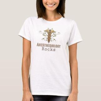 Camiseta O Anesthesiology balança a camisola de alças dos
