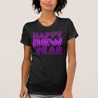Camiseta O ano novo do feliz ano novo