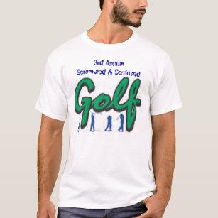 Camiseta ó Anuário Scrambled & confundido