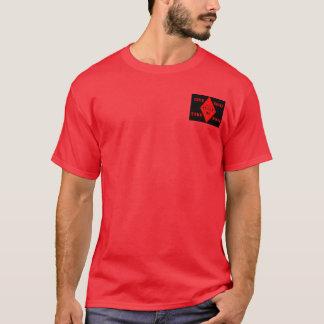 Camiseta O apoio VNV/LV MC - não dê nenhuns/tome a nenhuns