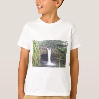 Camiseta O arco-íris cai Havaí