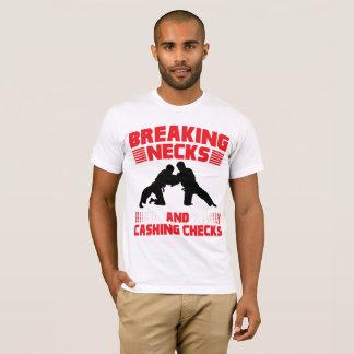 Camiseta O artista marcial