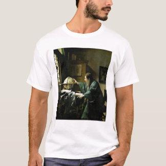 Camiseta O astrónomo, 1668