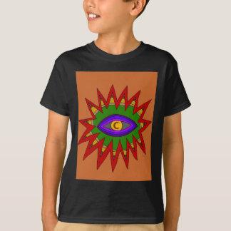 Camiseta O átomo espiritual