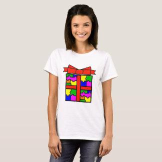 Camiseta O autismo é um t-shirt do presente
