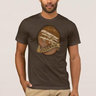 Camiseta O aviador