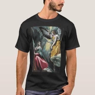 Camiseta O aviso por El Greco