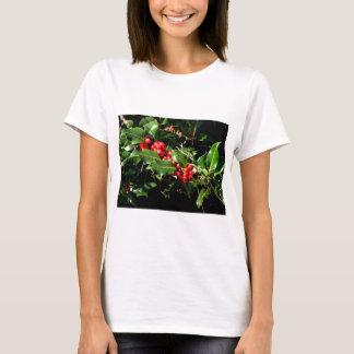 Camiseta O azevinho e a hera