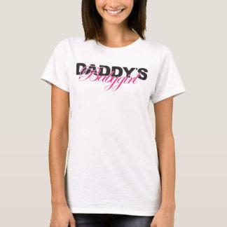 Camiseta O Babygirl do pai