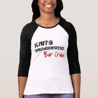 Camiseta O bachelorette de Kari