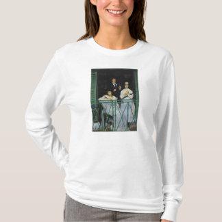 Camiseta O balcão por Edouard Manet
