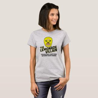 Camiseta O bandido da limonada (o t-shirt das mulheres)
