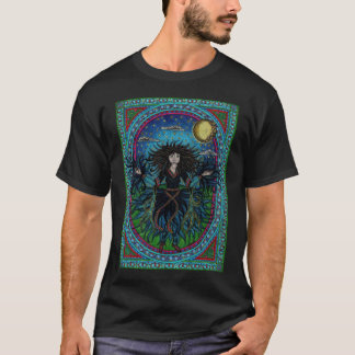 Camiseta o bangshee01 azul sagrado