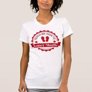 Camiseta O baralhamento de Kaner