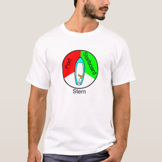 Camiseta O barco ordena o t-shirt