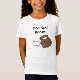 Camiseta O basebol balança t-shirt e presentes