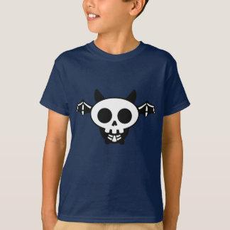 Camiseta O bastão de esqueleto caçoa o T