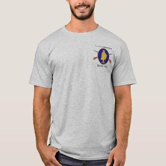 Camiseta ø Batalhão, 111th t-shirt da infantaria
