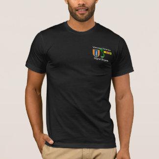 Camiseta ø BDE Viet Vet-1 do sinal