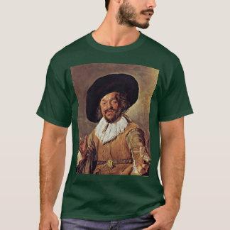 Camiseta O bebedor alegre. Por Frans Hals