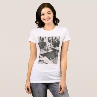 Camiseta O bebedor do absinto