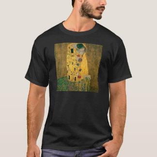 Camiseta O beijo - Gustavo Klimt