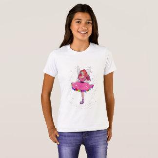 Camiseta O Bella das meninas do rubi+T-shirt do grupo das