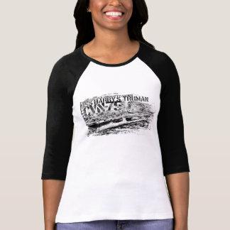 Camiseta O Bella das mulheres de CVN-75 Harry S. Truman 3/4