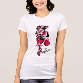 Camiseta O Bella das mulheres do campeão das mulheres da