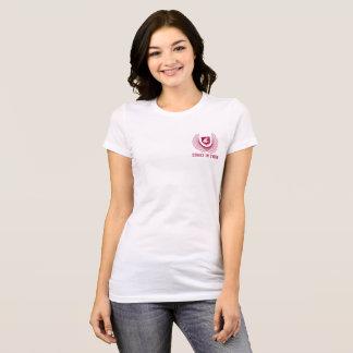 Camiseta O Bella das mulheres oficiais do CIC+Jérsei do