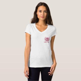 Camiseta O Bella das mulheres oficiais do CIC+T do